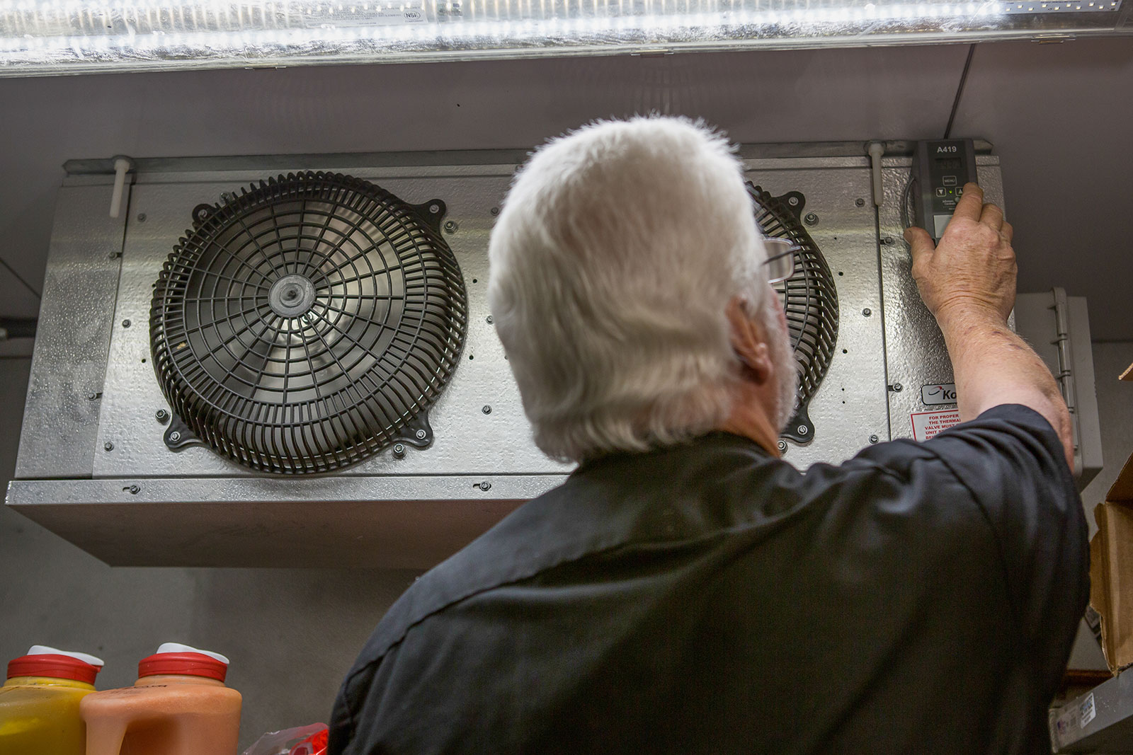 Commercial Refrigeration Services & Maintenance